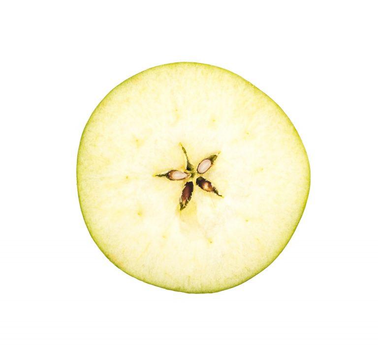 Tranche de pomme